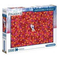 Das unmögliche Puzzle - Frozen 2