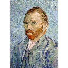 Selbstportrait - Vincent van Gogh