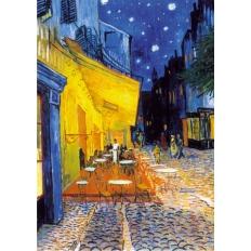 Café-Terrasse am Abend - Vincent van Gogh