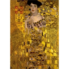 Adele Bloch-Bauer I. - Gustav Klimt