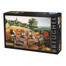 Sommer - Pieter Breugel der jüngere