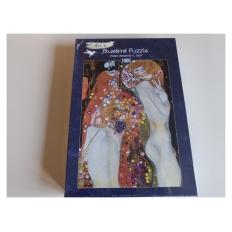 Water Serpents II - 1907 - Gustav Klimt (Defekte Verpackung)