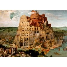 Turmbau zu Babel - Pieter Bruegel der Ältere