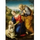 Die Heilige Familie des Lamms - Raphael