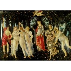 Frühling - Sandro Botticelli