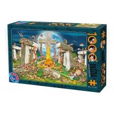 Stonehenge - Cartoon
