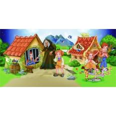 Hänsel und Gretel - Puzzleball