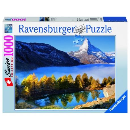 Grindjisee mit Matterhorn