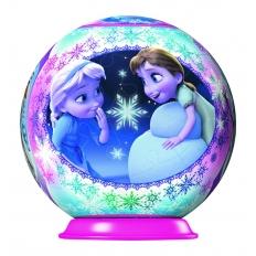 Frozen Kleine Prinzessinen - Puzzleball