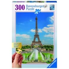 Blick auf den Eiffelturm