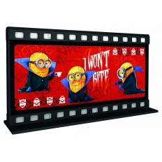 Filmstreifen Minions - Gone Batty