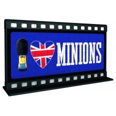 Filmstreifen Minions - British