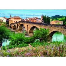 Puente la Reina - Spanien