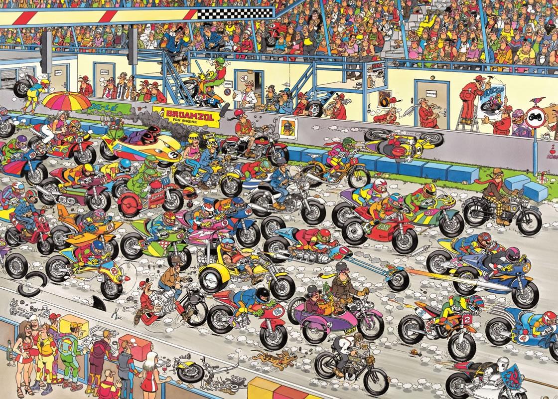motorradrennen spielen