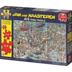 Vereinigtes Europa - Family Puzzle