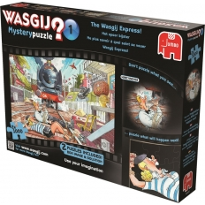Wasgij Express - Wasgij Mystery 1
