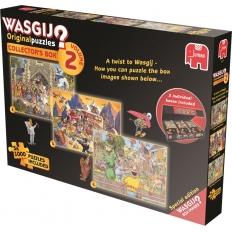 Wasgij Collectors Box Volume 2