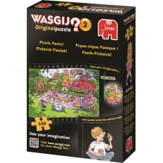 Panik-Picknick - Wasgij Original 2