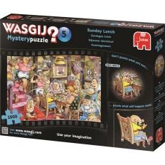 Sonntagsessen - Wasgij Mystery 5