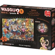 Das Waren noch Zeiten - Wasgij Back to? 1