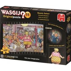 Im Schönheitssalon - Wasgij Original 11