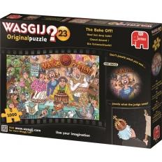 Die Tortenschlacht - Wasgij Original 23