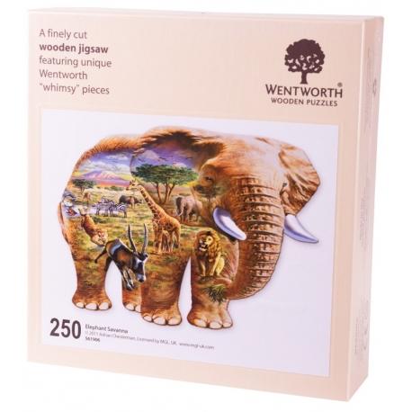 Elephant Savanna