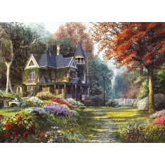 Viktorianischer Garten