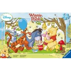 Winnie Pooh Honigparty