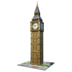 Big Ben mit Uhr
