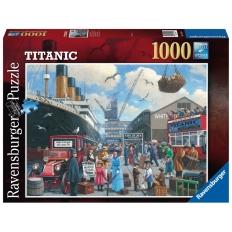 Jungfernfahrt der Titanic