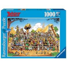 Asterix - Familienfoto