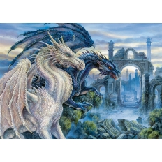 Mystische Drachen