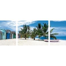 Insel Saona - Karibik