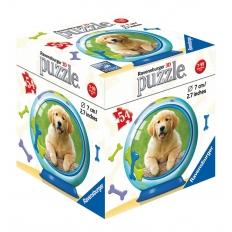 Hündchen - Puzzleball
