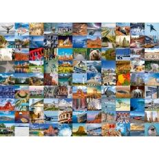 99 Beautiful Places USA / Canada