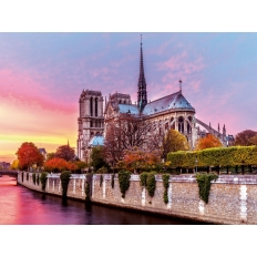 Malerisches Notre Dame
