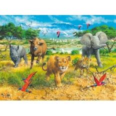 Afrikas Tierkinder