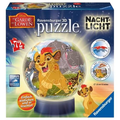 Nachtlicht die Garde der Löwen