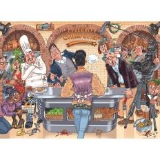 Die grosse Promi Kochshow - Wasgij Original 26