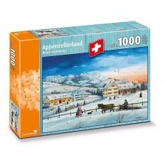 Appenzellerland - Winterstimmung