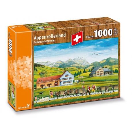 Appenzellerland - Sommerstimmung