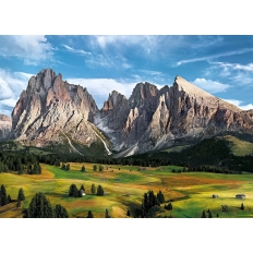 Die Krönung der Alpen