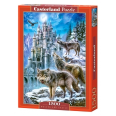 Wolves and Castle