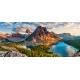 Assiniboine Sunset - Banff National Park - Canada