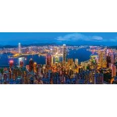 Hong Kong Twilight