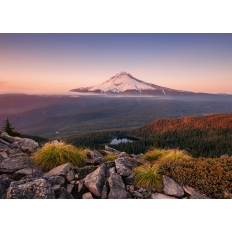 Stratovulkan Mount Hood in Oregon - USA