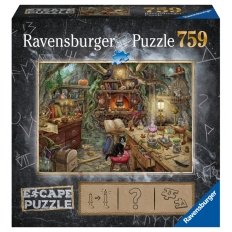 Puzzle Escape 3 - Kitchen of a witch