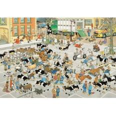 Der Vieh-Markt