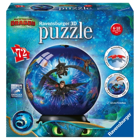 Dragons 3 - Puzzleball